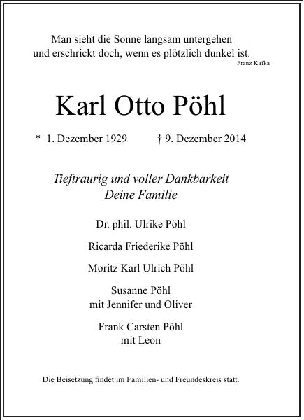 Karl Otto Pöhl