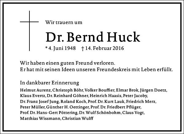 Bernd Huck