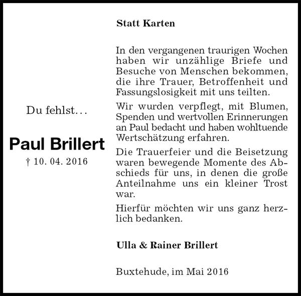 Paul Brillert