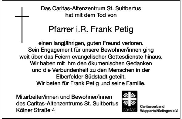 I.r. Frank Petig