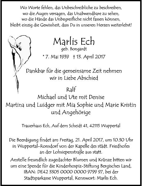 Marlis Ech
