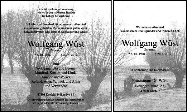 Wolfgang Wüst