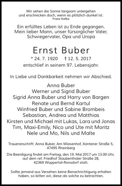 Ernst Buber