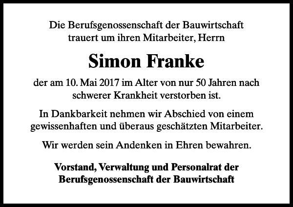 Simon Franke