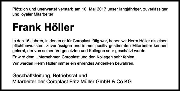 Frank Höller