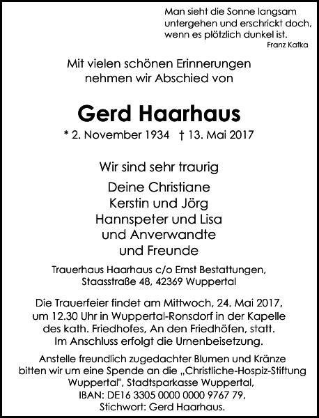 Gerd Haarhaus