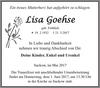 Lisa Goehse
