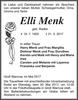 Elli Menk