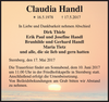 Claudia Handl