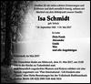 Isa Schmidt