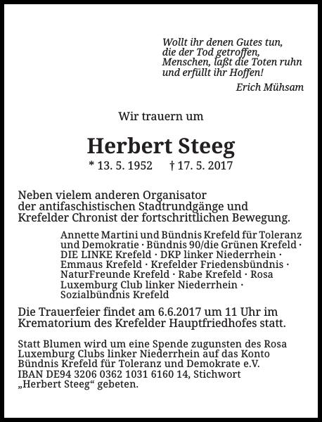Herbert Steeg