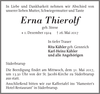 Erna Thierolf