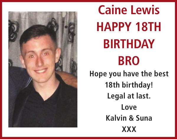 Caine Lewis