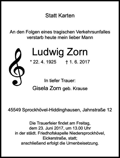 Ludwig Zorn