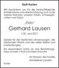 Gerhard Lausen