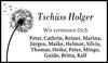 Tschüss Holger