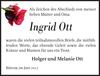 Ingrid Ott