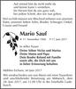 Mario Sauf