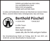 Berthold Püschel