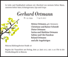 Gerhard Ortmann