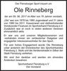 Ole Rinneberg