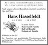 Hans Hasselfeldt