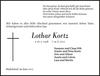 Lothar Kortz