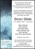 Dieter Glöde