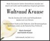 Waltraud Krause