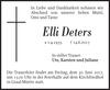 Elli Deters