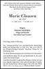 Marie Clausen