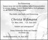 Christa Wißmann