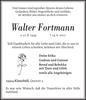 Walter Fortmann