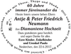 Antje Peter Friedrich Neumann