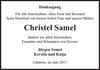 Christel Samel