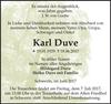Karl Duve