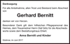 Gerhard Bernitt