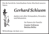 Gerhard Schiwon