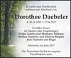 Dorothee Daebeler