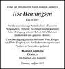 Ilse Henningsen