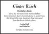 Günter Rusch