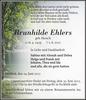 Brunhilde Ehlers
