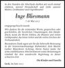 Inge Bliesmann