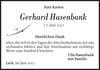 Gerhard Hasenbank