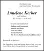 Annelene Kerber