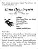 Erna Henningsen