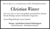 Christian Winter