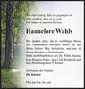 Hannelore Wahls