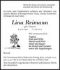 Lina Reimann