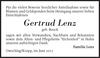 Gertrud Lenz